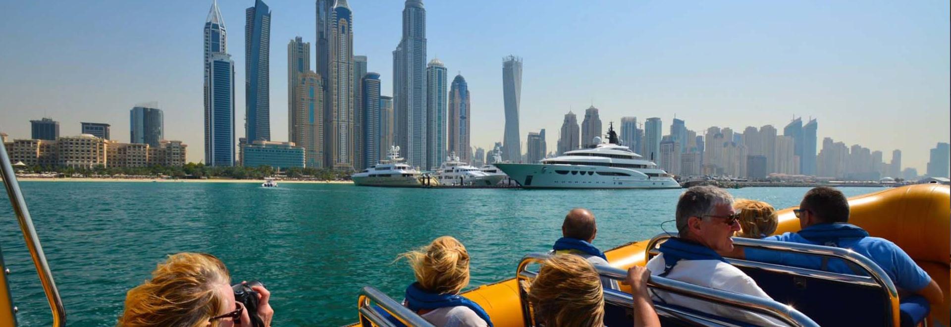 Dubai cruise Tour