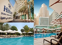 Sun and Sands Dubai Beach Package