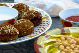 MIDDLE EASTERN FOOD TRAIL