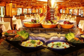 Rustar Dhow Cruise Dinner Dubai by Orient Tours